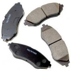Колодки передние MILES COROLLA IX (2000-2008) E120, E130