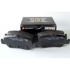 Колодки тормозные задние (робот) HSB на Auris I, II c 2007-н.в., Corolla 150-180 [1.3 1.4D,1.6,1.8, 2.0TD]