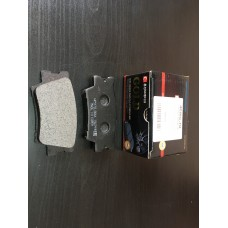 Колодки тормозные задние HSB Camry V 3.5 VI-все VII 2.0/2.5, Rav4 III- все IV 2.0/2.2D