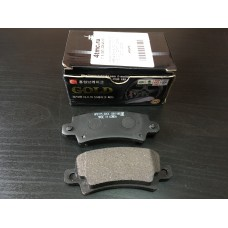 Колодки тормозные задние HSB на Corolla 120 [1.4, 1.6, 1.8, 2.0], CD-FTV, ZZ-FE, ND-TV, ZZ-GE