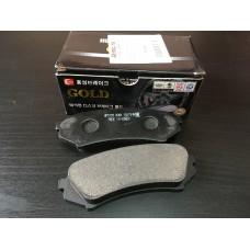 Колодки тормозные задние HSB на LC 100, LX II 570, RX II [4.2; 4.7; 5.7]