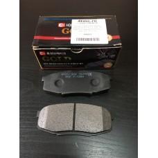 Колодки тормозные задние HSB на LX III 570, LC 200, LC Prado 150, Sequoia/Tundra I,II [4.0; 4.5; 4.7; 5.7]