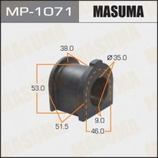 Втулка стабилизатора переднего MASUMA на LC Prado 200 [1GRFE]