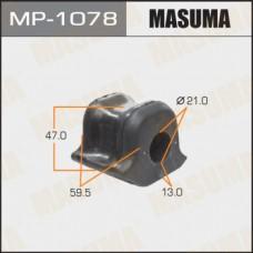 Втулка стабилизатора переднего левая MASUMA на Auris 150, Corolla 150, Avensis T270