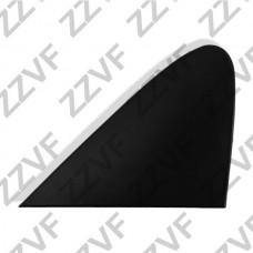 Заглушка переднего крыла правая (треугольник) ZZVF на Corolla 150