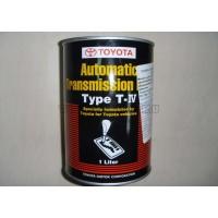 Масло трансмиссионное TOYOTA (АКПП) ATF T-4, 1L Европа
